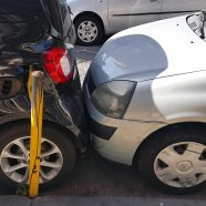 Why Fault for a Parking Lot Crash May be Complicated